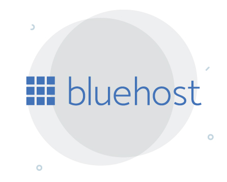 big bluehost logo
