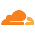 small cloudflare logo