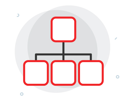 hosting network icon