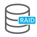 managed server raid storage